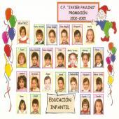 Orla Educación Infantil 2005